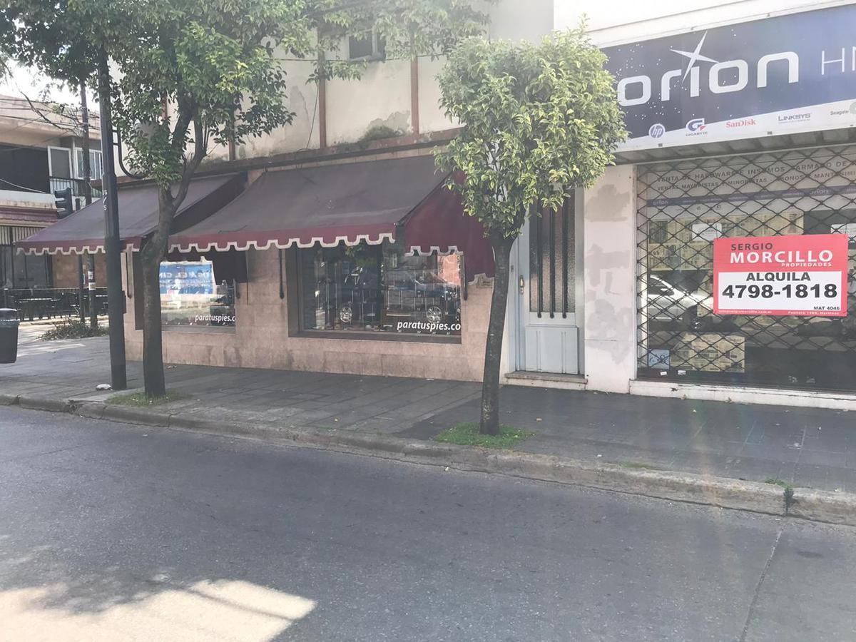 Foto Local en Alquiler en  Florida Belgrano-Oeste,  Florida  San Martín al 3600