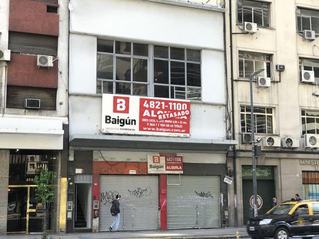Foto Edificio Comercial en Alquiler en  Retiro,  Centro  AV CORDOBA Y SUIPACHA