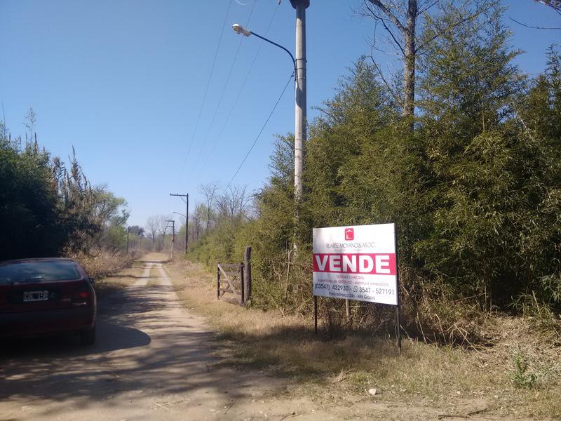 Foto Terreno en Venta en  Villa Anisacate,  Santa Maria  Lotes En Venta - Chacras De Anisacate