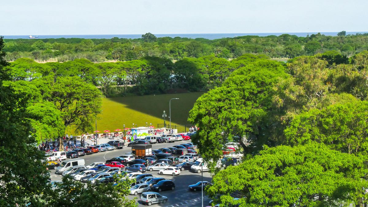 Foto Departamento en Alquiler en  Puerto Madero,  Centro  Le Parc Puerto Madero - Azucena Villaflor al 500