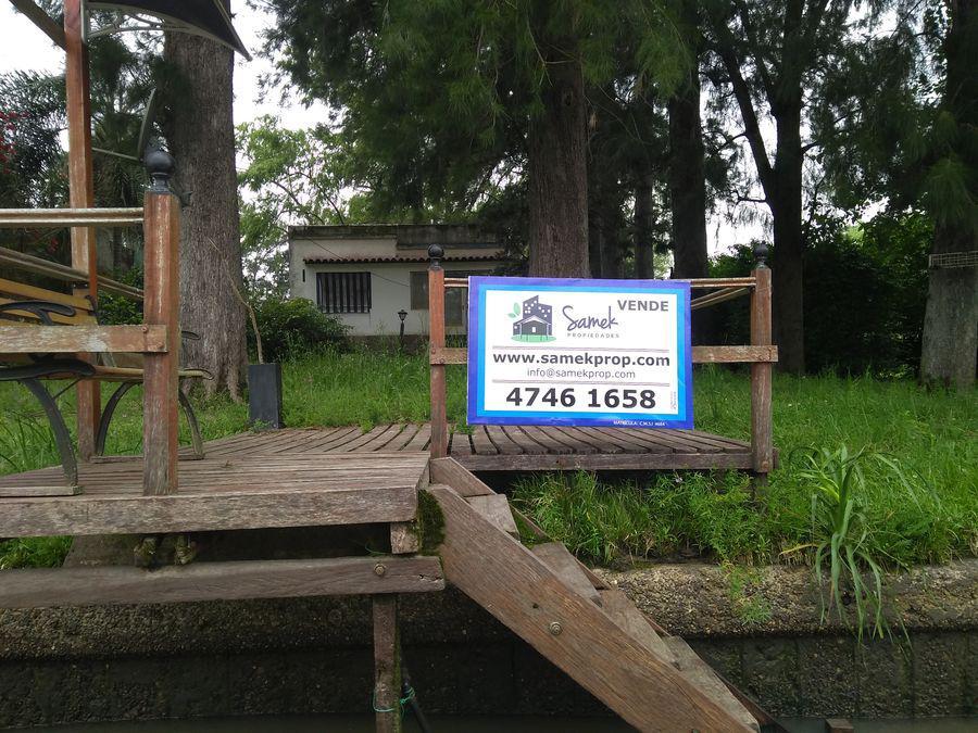 Foto Casa en Venta en  Antequera,  Zona Delta Tigre  Samek Propiedades:      Nuevo ingreso Antequera