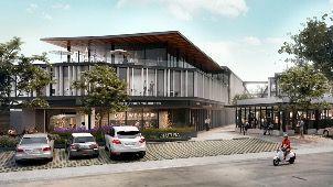 Foto Oficina en Venta en  Pozos,  Santa Ana  Nuevo concepto de oficinas y locales comerciales en Santa Ana