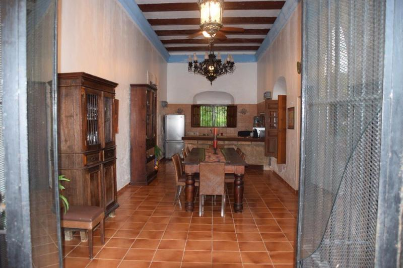 Foto Quinta en Venta en  Xmatkuil,  Mérida  Hacienda Dzoyola
