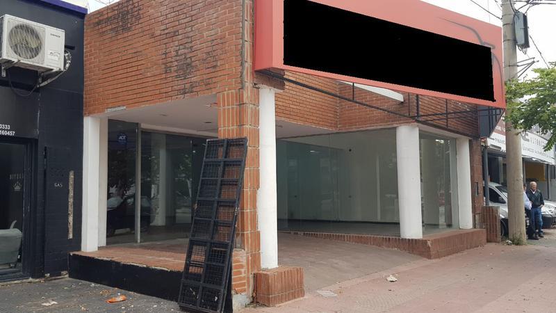 Foto Local en Alquiler en  Villa Cabrera,  Cordoba  Av. Caraffa