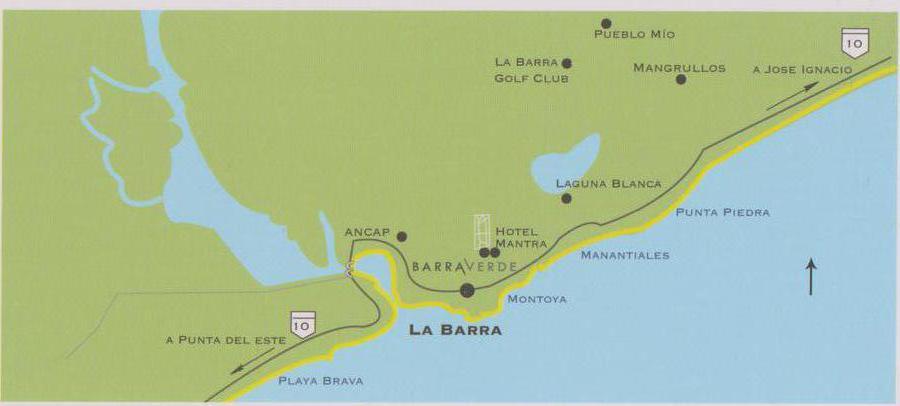 Foto Terreno en Venta en  Montoya,  La Barra  BARRA VERDE 1.300 Mts2 ESQUINA