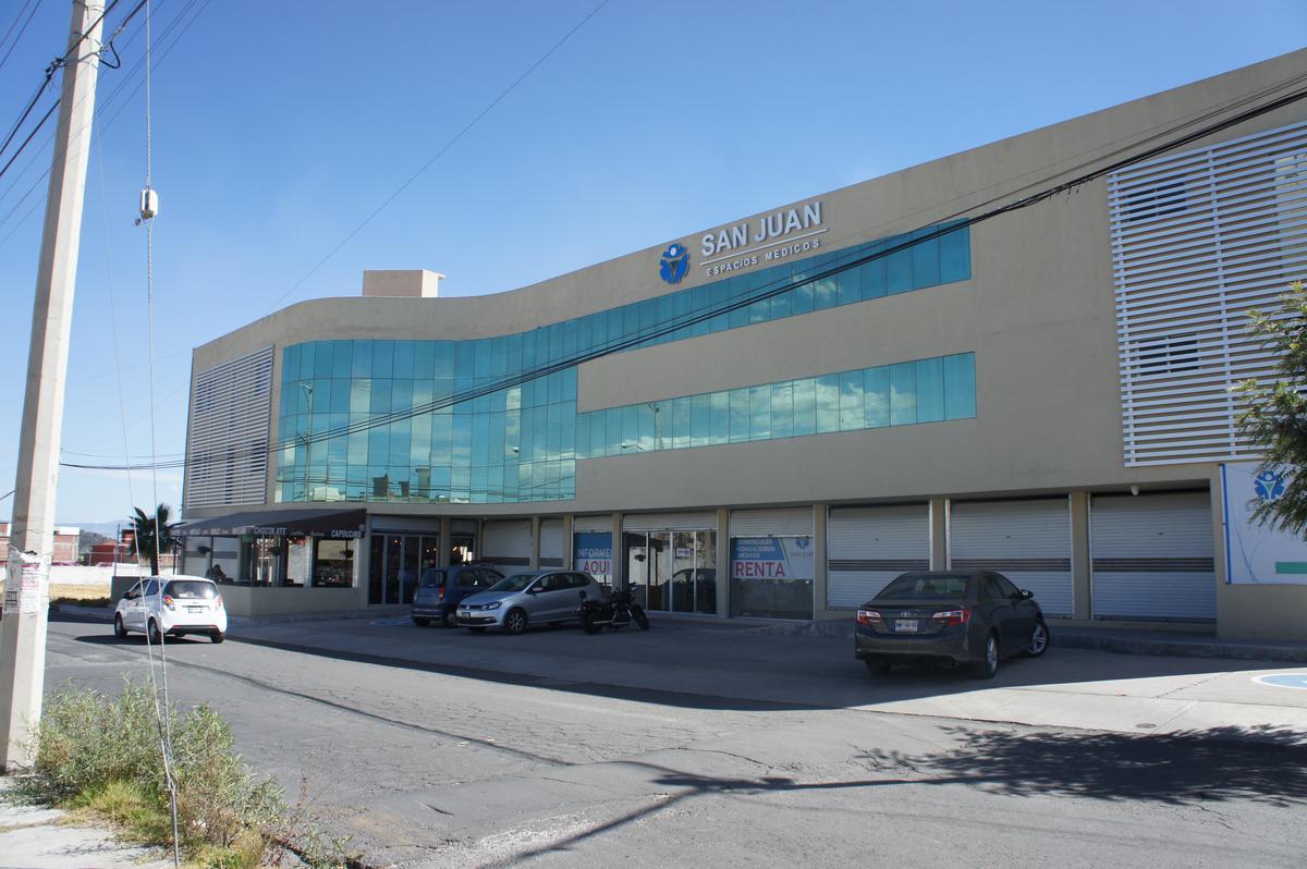Foto Edificio Comercial en Renta en  Las Jaras,  Metepec  Consultorios, Metepec, Estado de Mexico