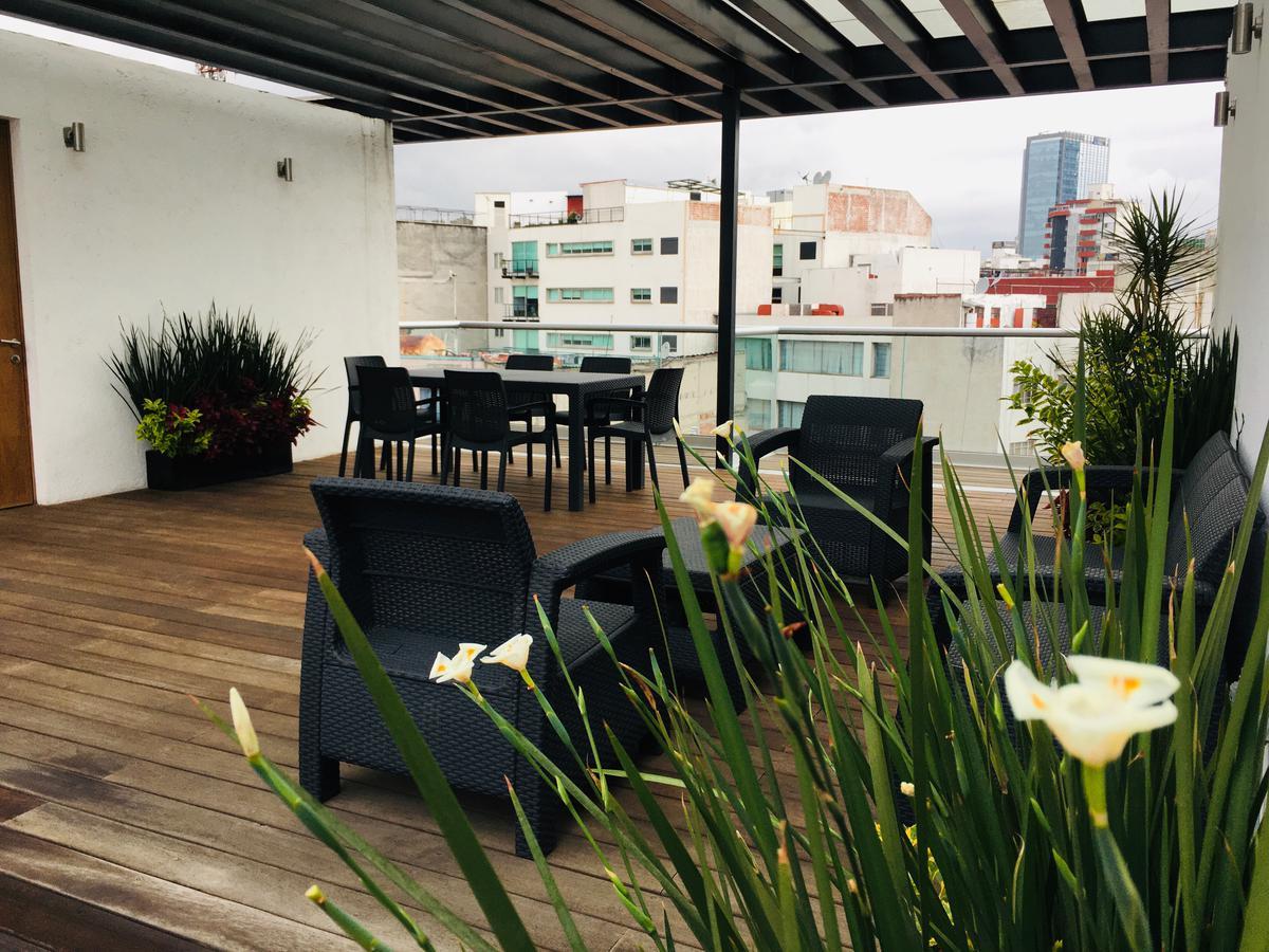 Foto Departamento en Venta en  Del Valle,  Benito Juárez  Venta departamento nuevo, Del Valle, RoofGarden, 2 recamaras, 1 estacionamiento, bodega, elevador.