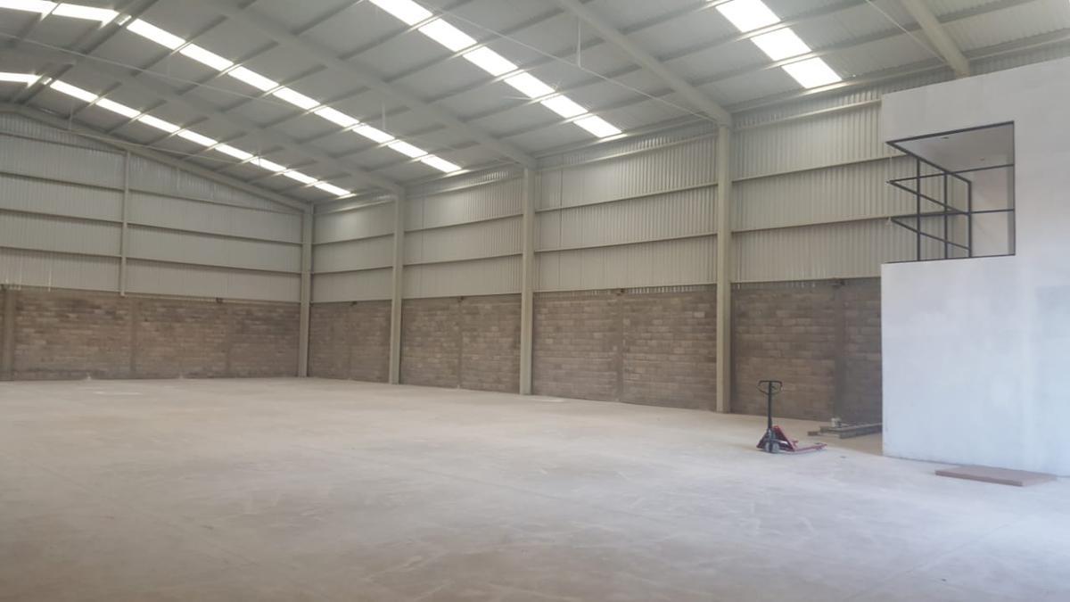 Foto Nave Industrial en Renta en  Zona Industrial,  San Luis Potosí  BODEGA/NAVE INDUSTRIAL EN RENTA PARQUE LOGISTIK II