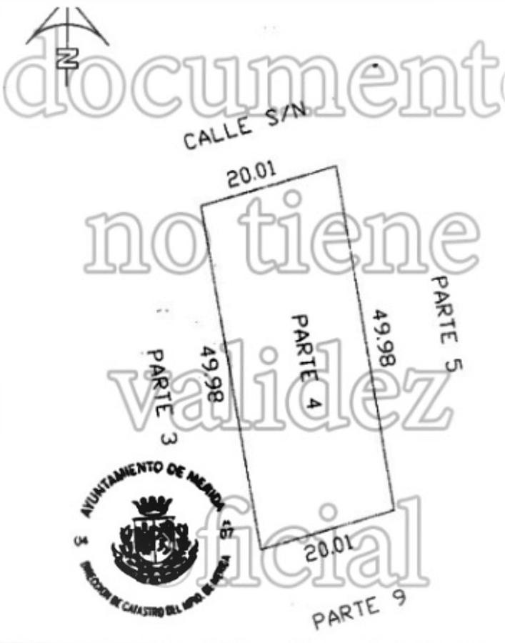 Foto Terreno en Venta en  Pueblo Dzitya,  Mérida  Terreno en venta, Dzitya, Yucatan, con servicio de Luz