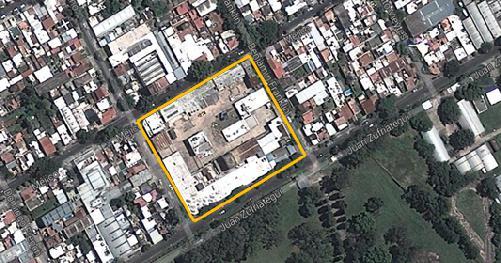 Nave Industrial en Venta en Villa Martelli de 0 ambientes
