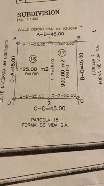 Foto Terreno en Venta en  Countries/B.Cerrado (Cordoba),  Cordoba Capital  Docta Central -