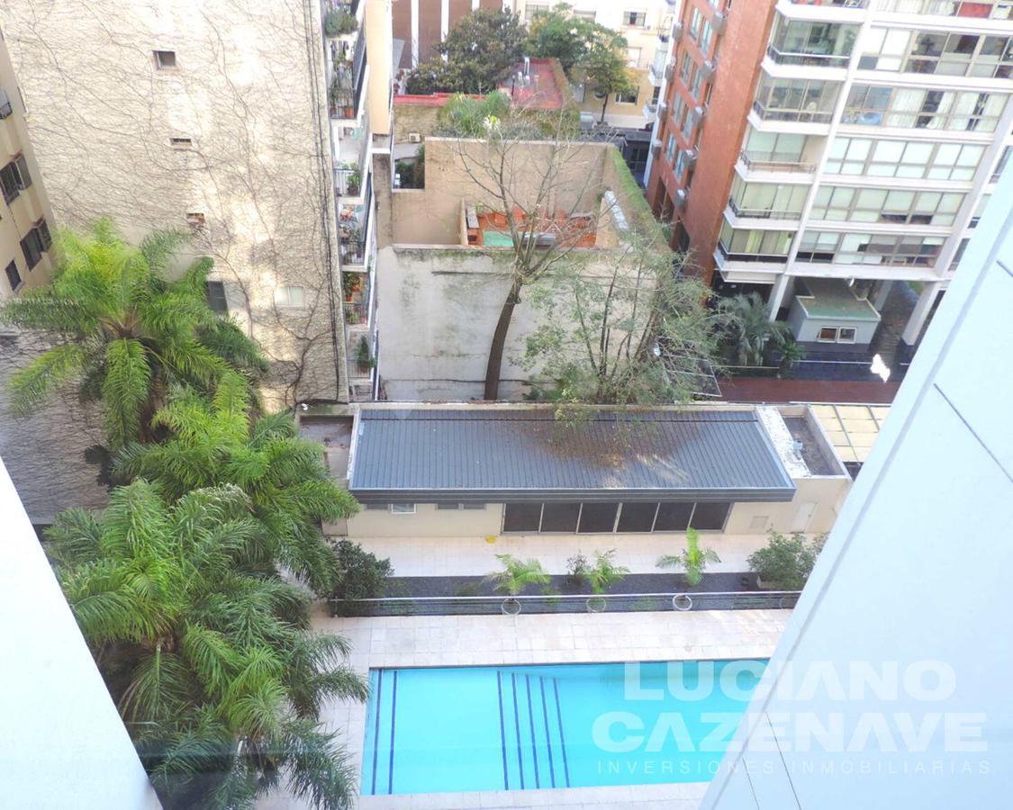 Foto Departamento en Alquiler en  Recoleta ,  Capital Federal  CALLAO al 1200 Piso 12