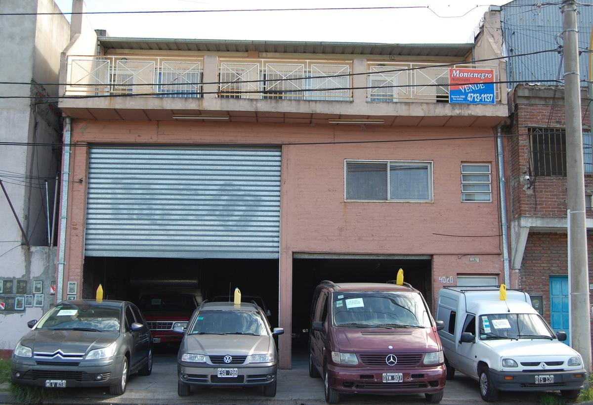 Foto Galpón en Venta en  Villa Ballester,  General San Martin  9 de Julio Nº 4020