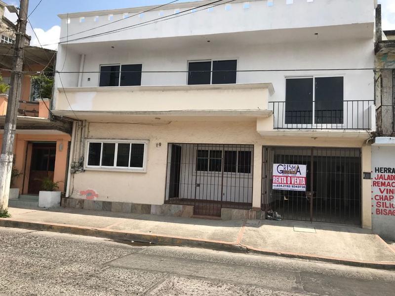 Foto Casa en condominio en Venta | Renta |  en  Centro,  Tuxpan  EDIFICIO CÉNTRICO