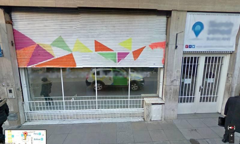 Foto Local en Venta en  Microcentro,  Centro  Piedras al 100