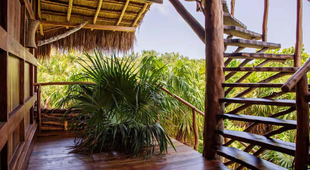 Foto Casa en Renta temporal en  Boca Paila,  Tulum  Casa en renta con cenote privado a la playa de Tulum