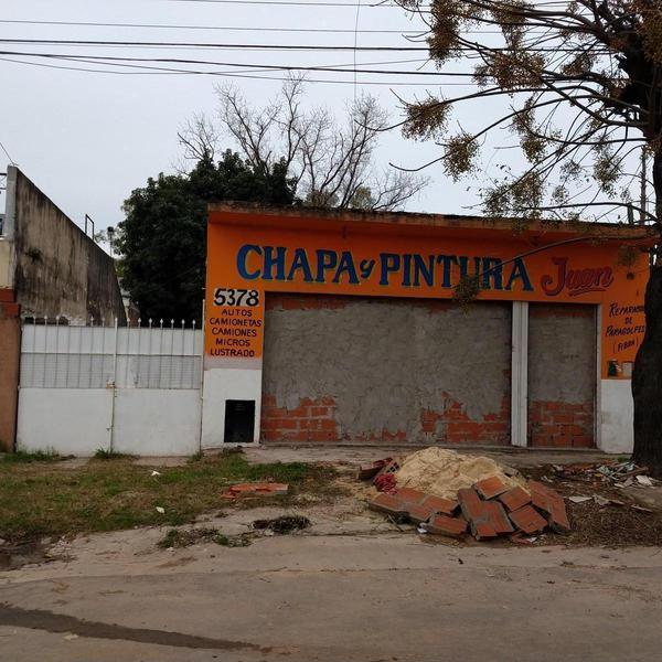 Foto Local en Venta en  Pablo Nogues,  Malvinas Argentinas  Rio de La Plata 5378-