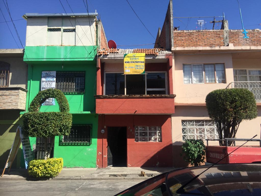 Foto Casa en Venta en  Molino de Parras,  Morelia  COL. MOLINO DE PARRAS CALLE: SINALOA # al 200