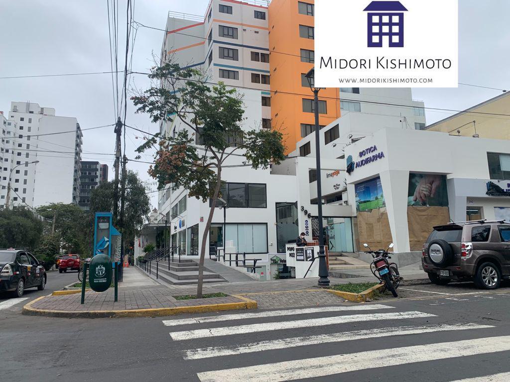 Foto Local en Venta en  San Isidro,  Lima  Conquistadores al 300