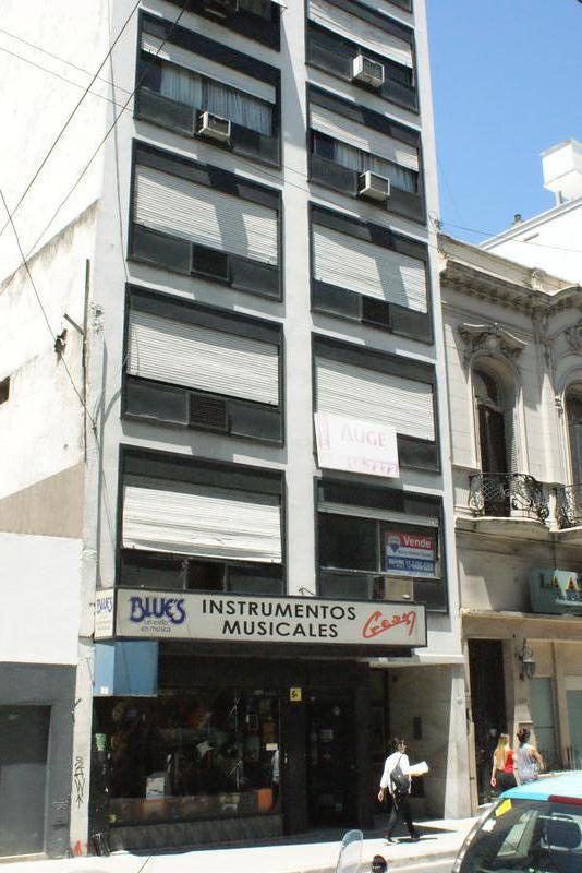 Foto Departamento en Alquiler en  Centro ,  Capital Federal  Rodriguez Peña al 300