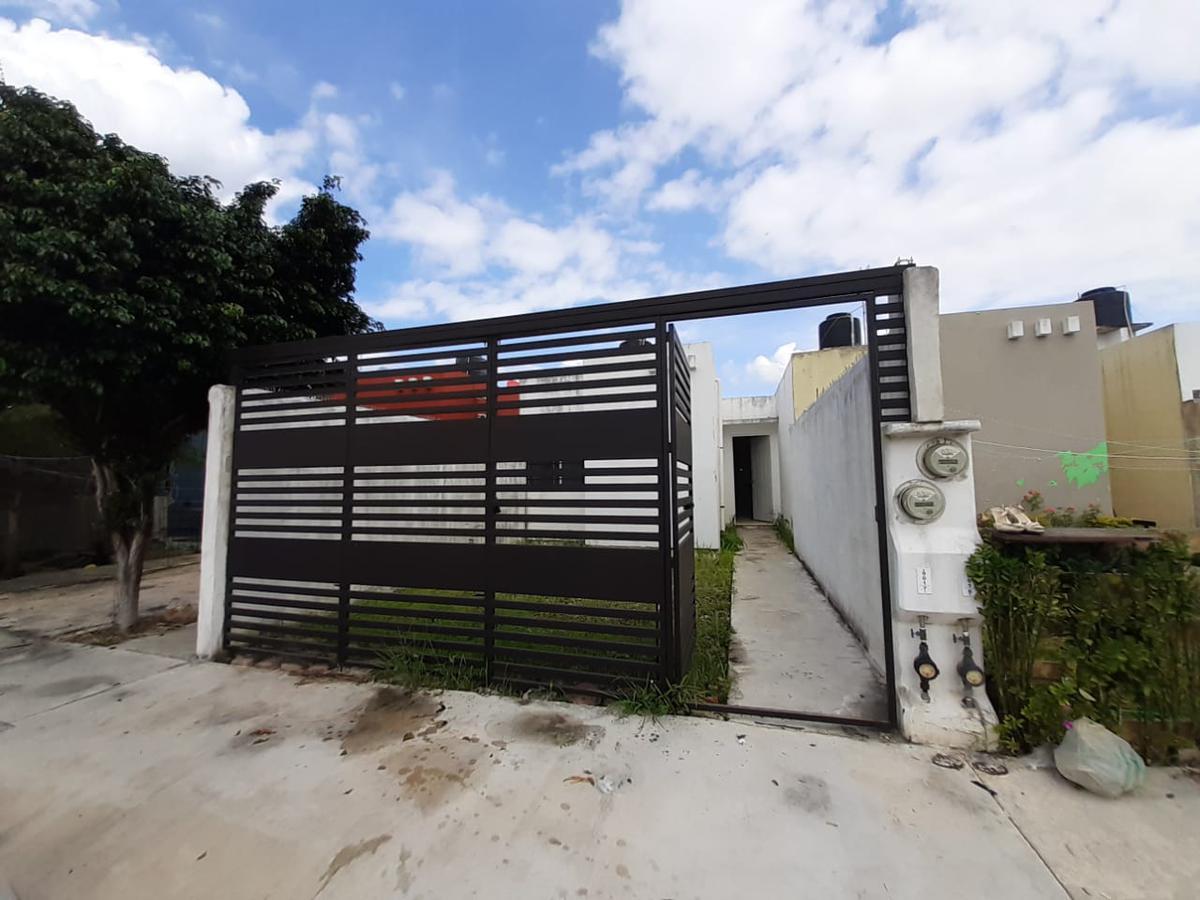 Foto Casa en Renta en  Ciudad Caucel,  Mérida  Casa de una planta en Palmeras Caucel, servicios cercanos