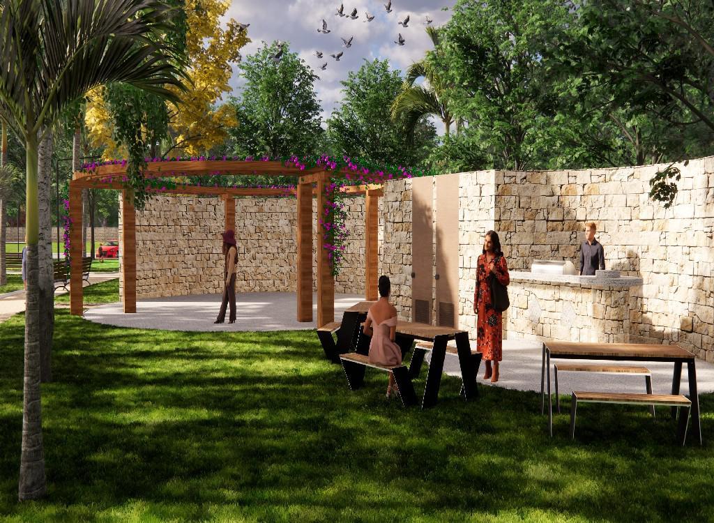 Foto Casa en Venta en  Pueblo Cholul,  Mérida  Casa en Privada Inara (MOD.165).