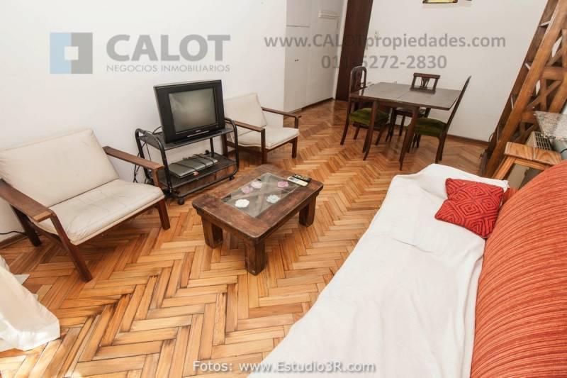 Foto Departamento en Alquiler temporario en  Palermo ,  Capital Federal  ACUÑA DE FIGUEROA 1300 2°