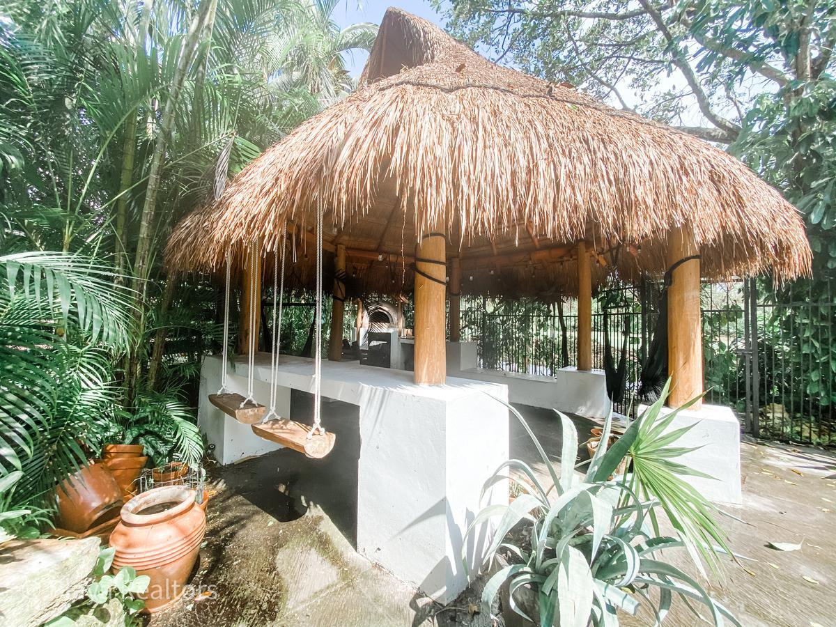 Foto Casa en Venta en  Playa del Carmen Centro,  Solidaridad  ACOGEDORA CASA DE 4 DORMITORIOS en el exclusivo Pakal dentro de Playacar Fase II