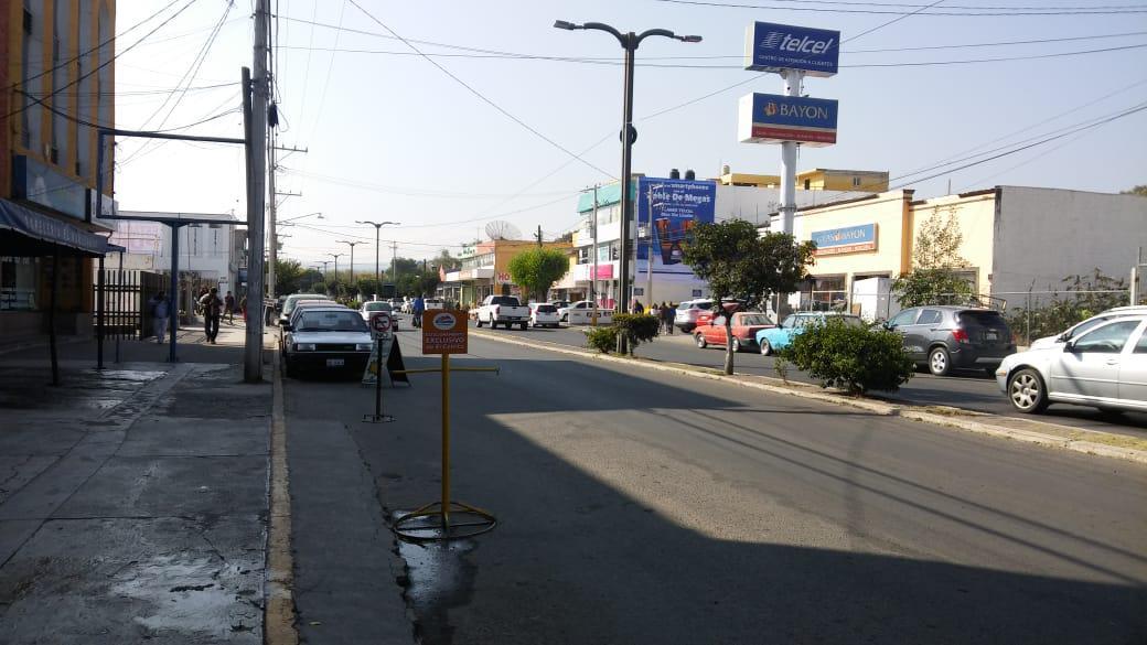 Foto Local en Renta en  Centro,  San Juan del Río  Local Comercial en renta planta alta Blvd Hidalgo