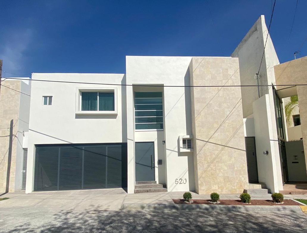 Foto Casa en Renta en  San Luis Potosí ,  San luis Potosí  CASA EN RENTA AMUEBLADA Y SIN MUEBLES EN LOMAS 3A SECCION, SAN  LUIS POTOSI