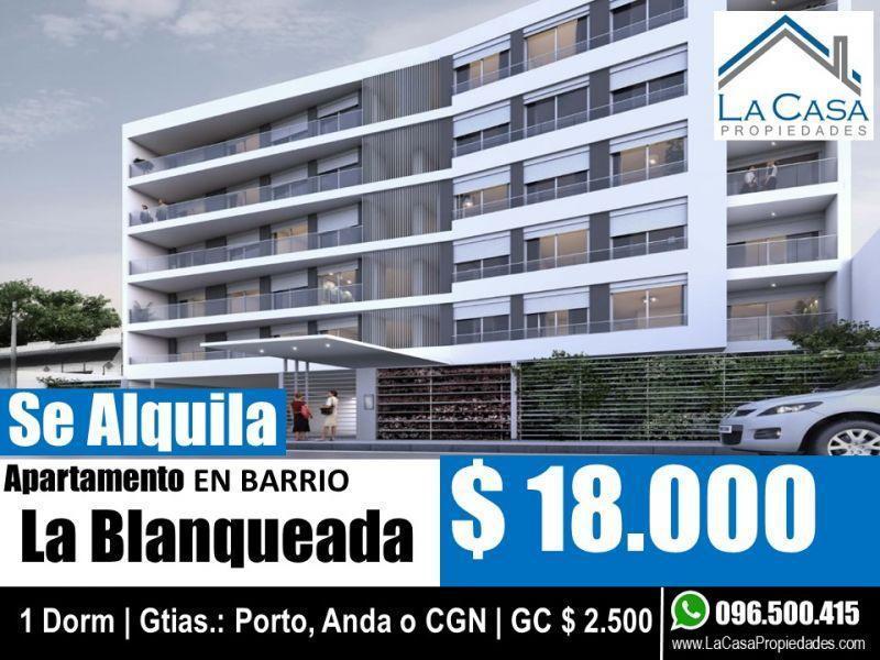 Foto PH en Alquiler en  La Blanqueada ,  Montevideo  GARIBALDI 2500