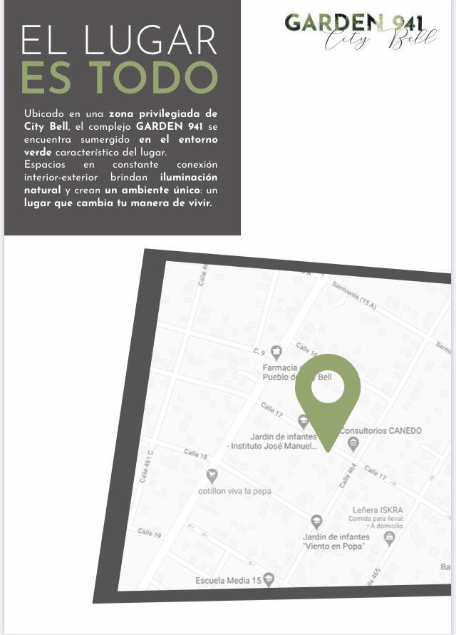 Foto Departamento en Venta en  City Bell,  La Plata  City Bell