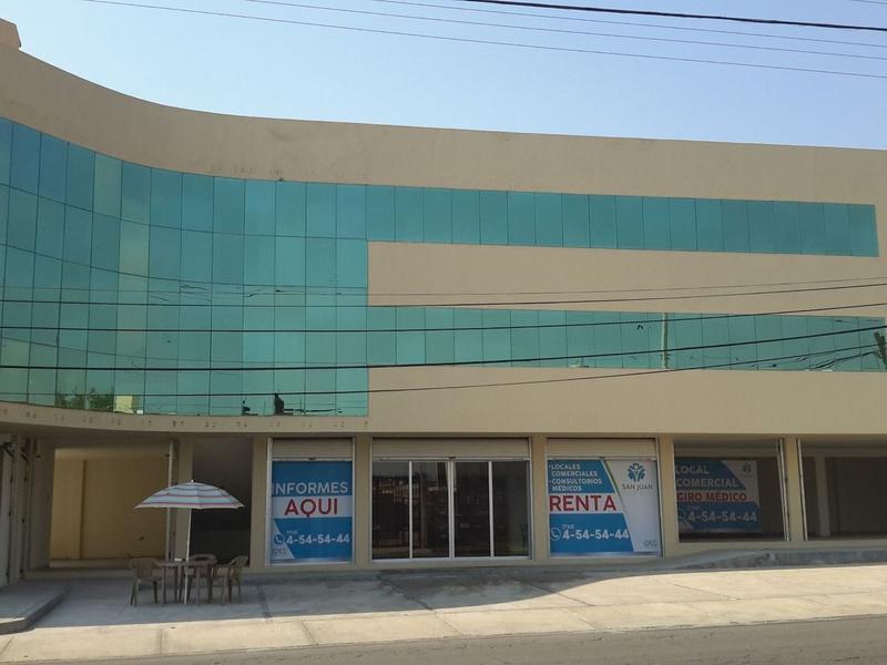 Foto Oficina en Renta en  Las Jaras,  Metepec  RENTA DE CONSULTORIOS EN TORRE MEDICA NUEVA METEPEC