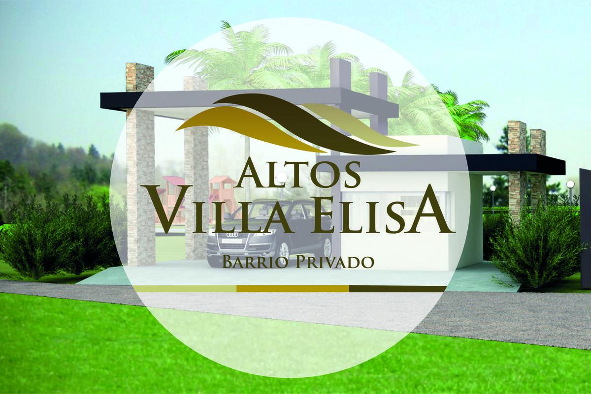Foto Terreno en Venta en  Villa Elisa,  Colon  Bvrd. Francou - Altos Villa Elisa