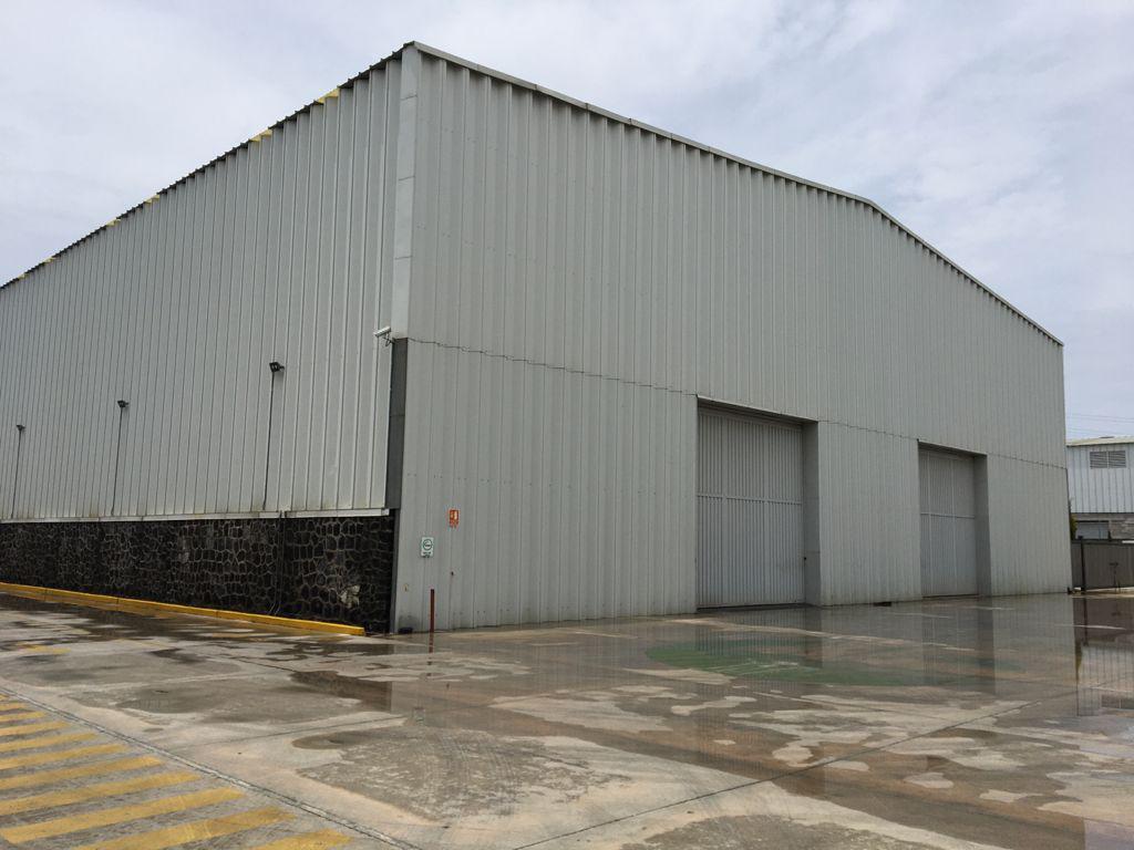Foto Nave Industrial en Venta en  Aeropuerto Puebla (Hermanos Serdán),  Huejotzingo  Venta de nave con pozo  concesionado dentro del Parque Industrial Quetzalcóatl