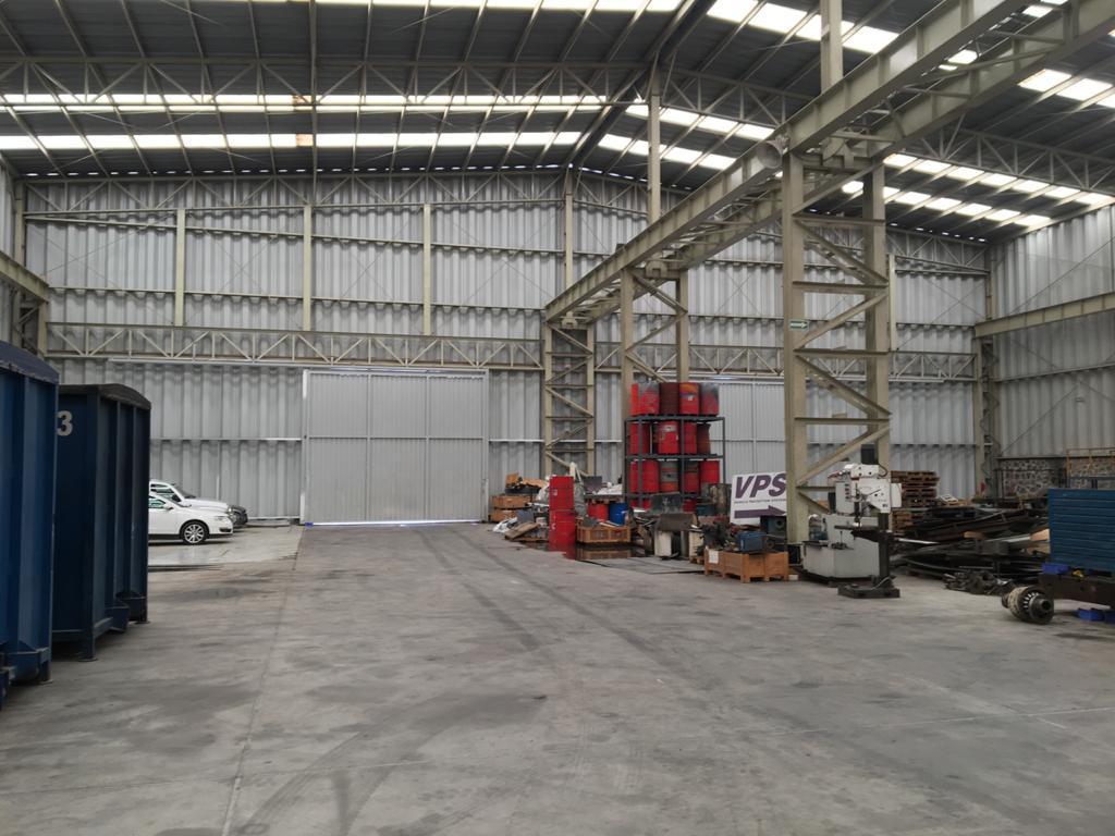 Foto Nave Industrial en Renta en  Parque industrial Finsa,  Cuautlancingo  RENTA DE NAVE INDUSTRIAL EN PARQUE CON GRUAS VIAJERAS DE 20 Y 25 TONELADAS