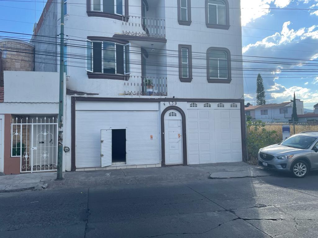 Foto Local en Renta en  Morelia ,  Michoacán  Periodista Bustamante  #139 Rinconada del Valle