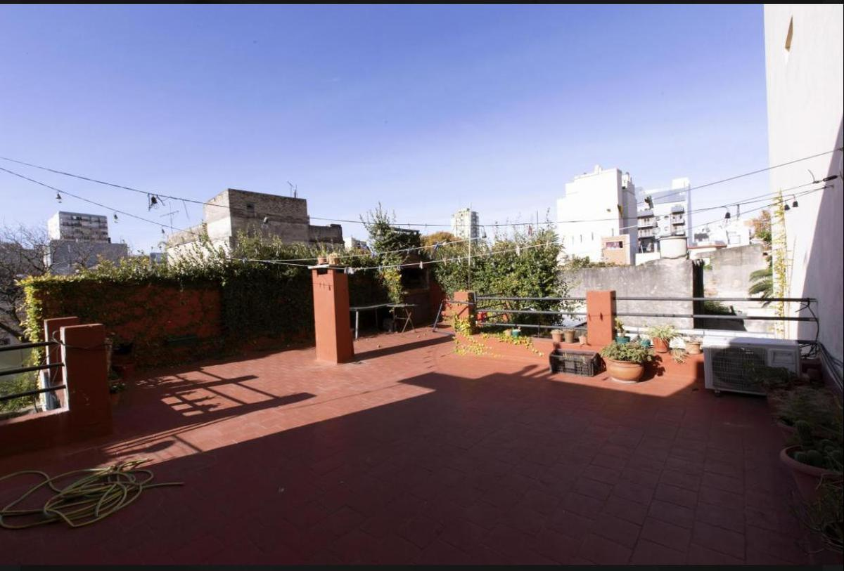 Foto PH en Venta en  Villa Crespo ,  Capital Federal  Gurruchaga al 1000