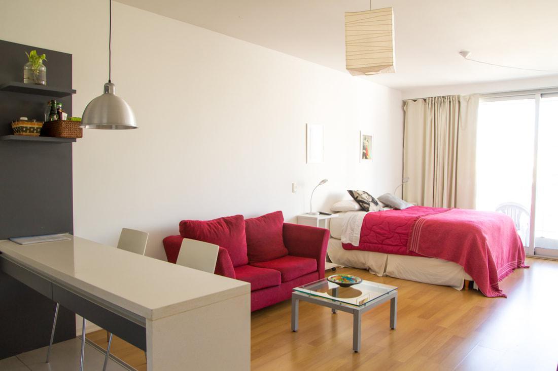 Foto Departamento en Alquiler temporario en  Palermo ,  Capital Federal  Studio en Palermo Soho