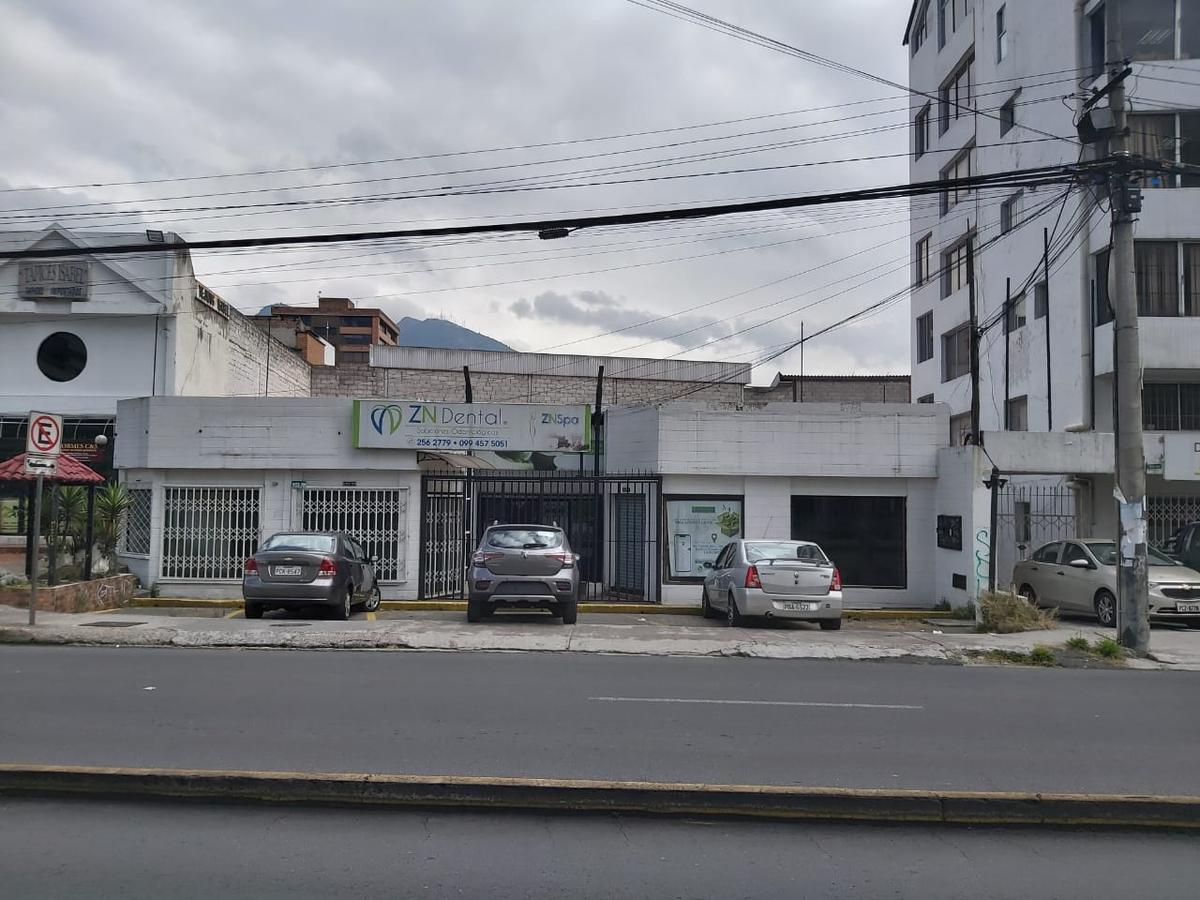 Foto Terreno en Venta en  Centro de Quito,  Quito  Baquedano