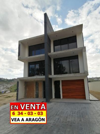 Foto Casa en Venta en  Tijuana ,  Baja California Norte  VENDEMOS RESIDENCIAS DE LUJO NUEVAS A UNOS MINUTOS DE  LA 9NA SECCION DE CHAPULTEPEC