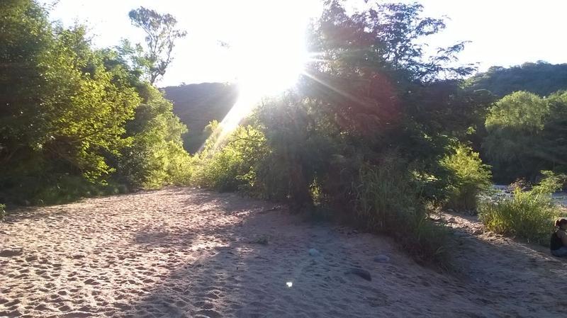 Foto Terreno en Venta en  Villa La Bolsa,  Santa Maria  Tierra del Fuego esq. Bs As
