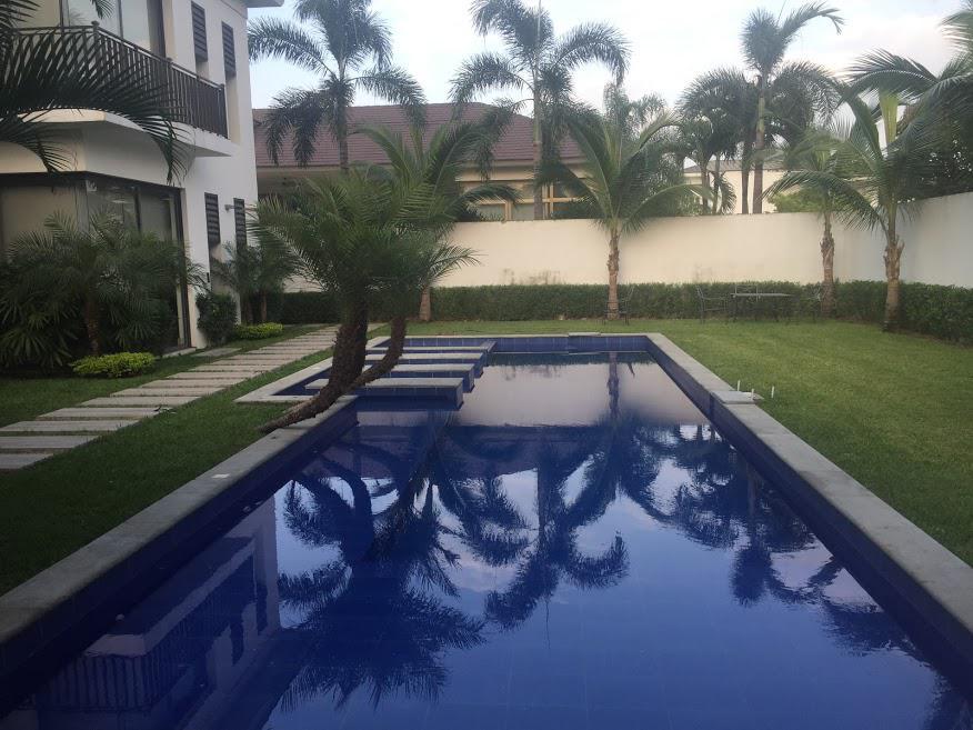 Foto Casa en Alquiler en  Samborondón,  Guayaquil  Samborondon exclusiva casa en alquiler en Riberas del Batan