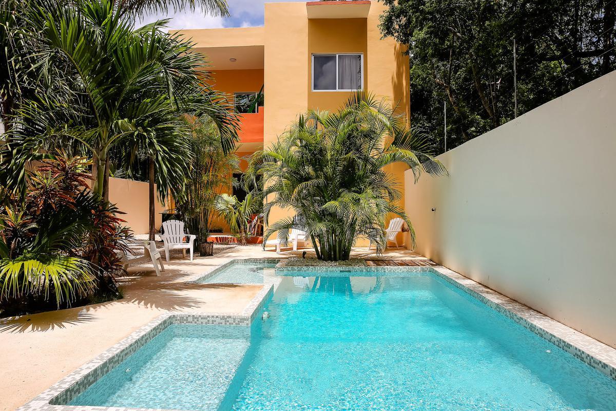 """Foto Hotel en Venta en  La Veleta,  Tulum  Villa en calle 7  """"zona veleta"""""""