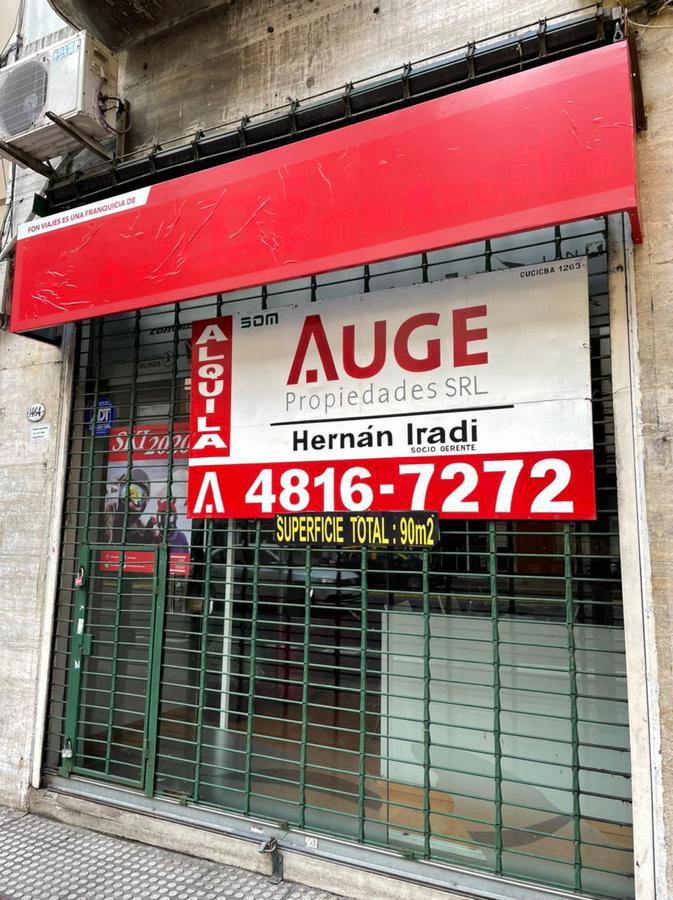 Foto Local en Alquiler en  San Nicolas,  Centro (Capital Federal)  Av Córdoba al 1400