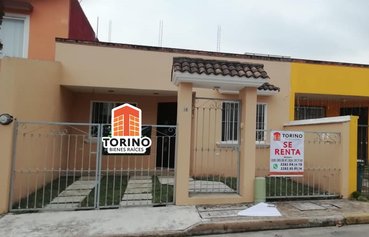 Foto Casa en Renta en  Campo Viejo,  Coatepec  EN RENTA BONITA CASA FRACC. PRIVADO, COATEPEC, VER.
