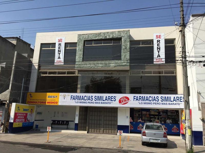 Foto Edificio Comercial en Venta en  Ferrocarriles Nacionales,  Toluca  EDIFICIO EN VENTA COL. FERROCARRILES NACIONALES