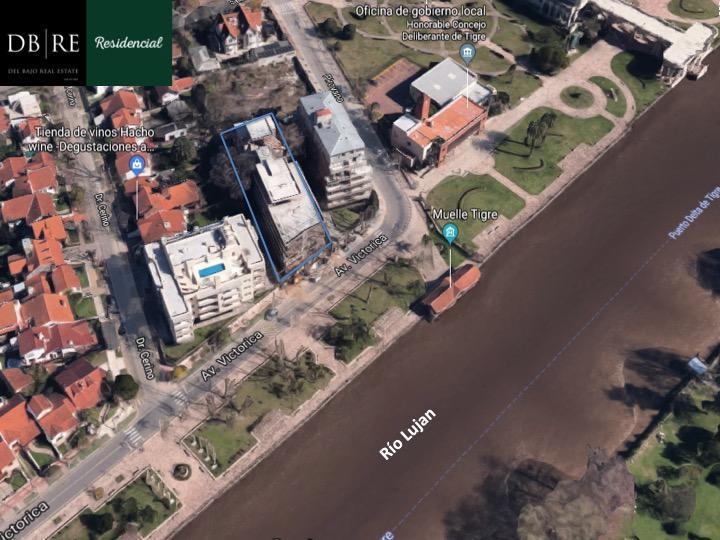 Foto Departamento en Venta en  Tigre Residencial,  Tigre  Paseo Victorica al 800