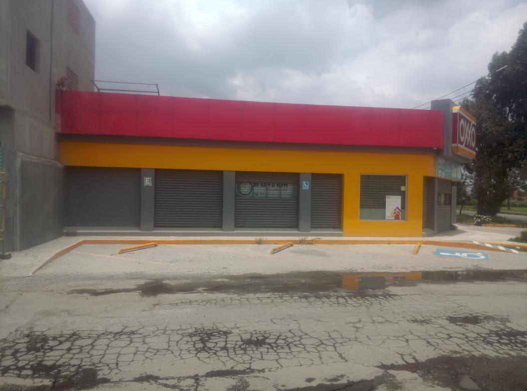 Foto Local en Renta en  San Gaspar Tlahuelilpan,  Metepec  Av. Estado de Mexico
