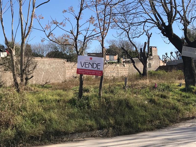 Foto Terreno en Venta en  Alta Gracia,  Santa Maria  Lote ideal para galpón